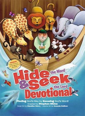 Hide and Seek Devotional book image
