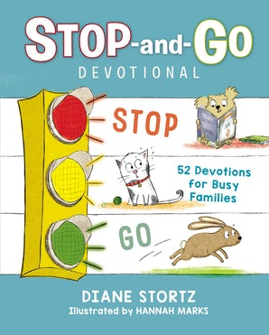 Stop-and-Go Devotional book image