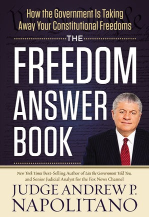 The Freedom Answer Book book image