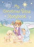 Precious Moments: My Christmas Bible Storybook