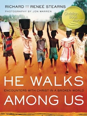He Walks Among Us book image