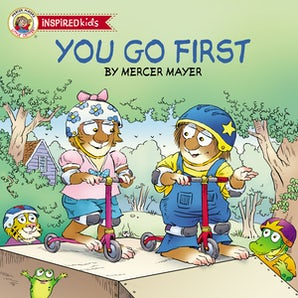 You Go First book image