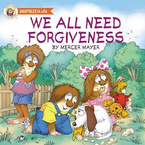 We All Need Forgiveness book image