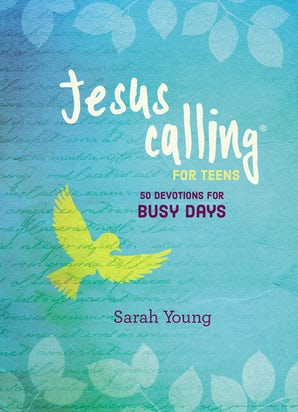 Jesus Calling: 50 Devotions for Busy Days book image