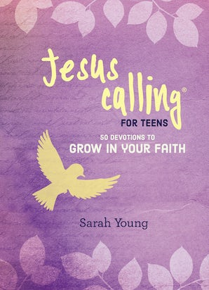 Jesus Calling: 50 Devotions to Grow in Your Faith book image