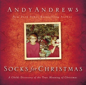 Socks for Christmas Hardcover  by Andy Andrews