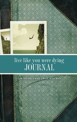 Live Like You Were Dying Journal book image