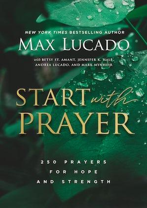 Start with Prayer book image