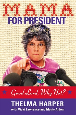 Mama for President book image