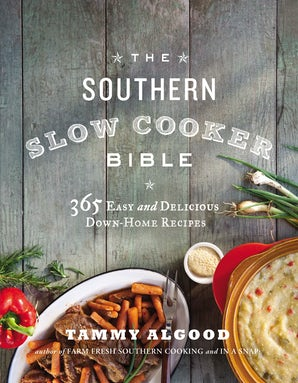 The Southern Slow Cooker Bible book image