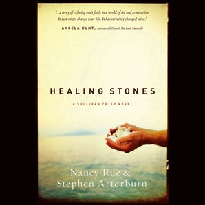 Healing Stones Downloadable audio file UBR by Nancy N. Rue