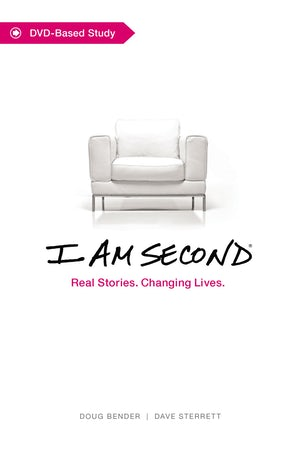 I Am Second Conversation Guide with DVD book image