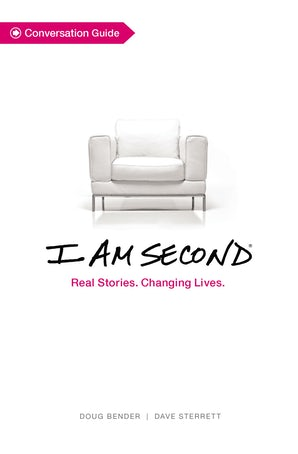 I Am Second Conversation Guide book image