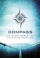 The Voice, Compass Study Bible, Hardcover