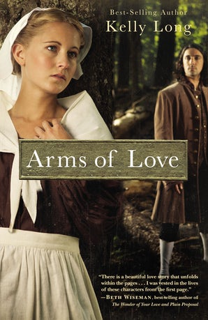 Arms of Love Paperback  by Kelly Long