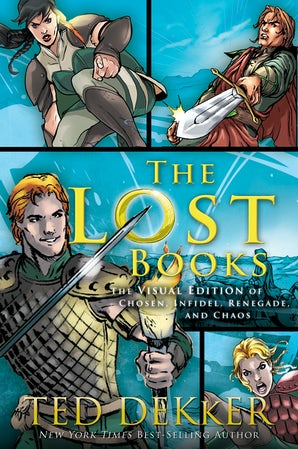 The Lost Books Visual Edition eBook  by Ted Dekker