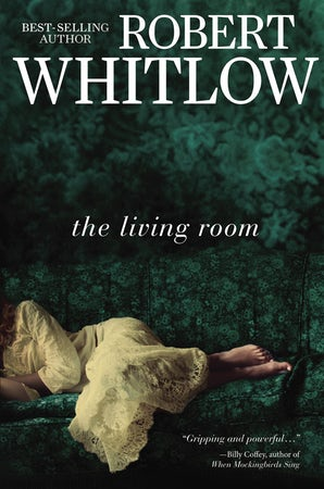The Living Room Paperback  by Robert Whitlow