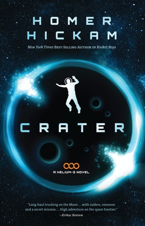 Crater eBook  by Homer Hickam