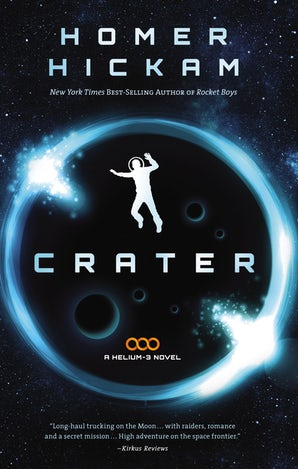Crater Paperback  by Homer Hickam
