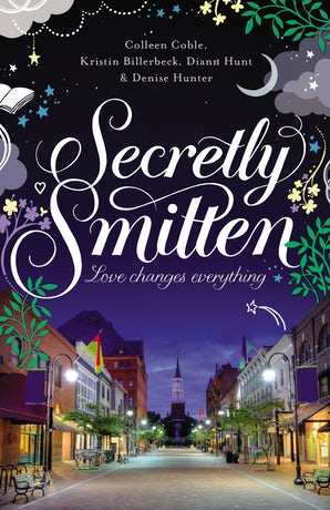 Secretly Smitten Paperback  by Colleen Coble
