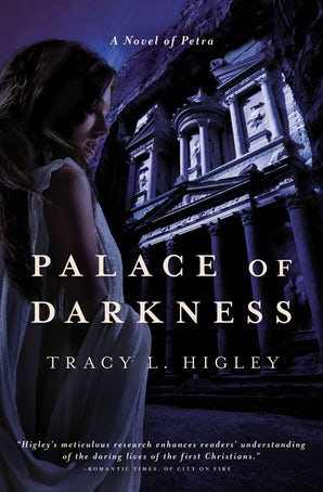 Palace of Darkness Paperback  by Tracy Higley