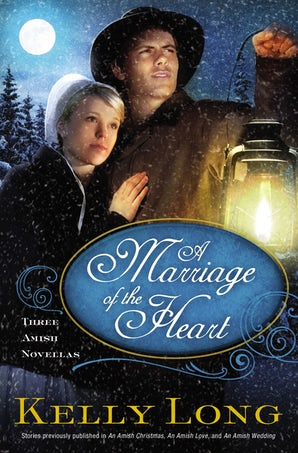 A Marriage of the Heart Paperback  by Kelly Long