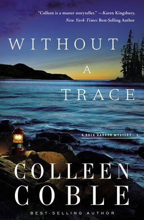 Without a Trace Paperback  by Colleen Coble
