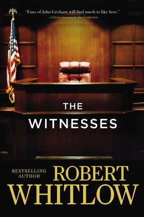 The Witnesses Paperback  by Robert Whitlow