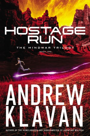 Hostage Run Paperback  by Andrew Klavan