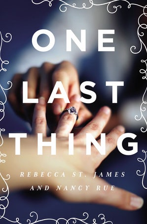 One Last Thing Paperback  by Rebecca St. James