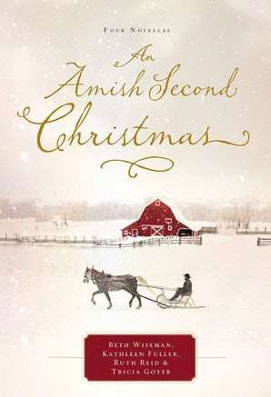An Amish Second Christmas Paperback  by Beth Wiseman