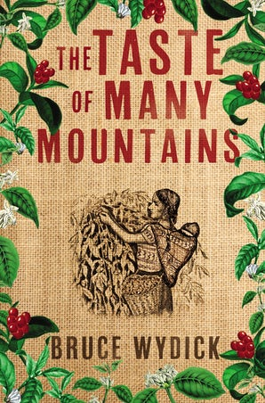 The Taste of Many Mountains book image