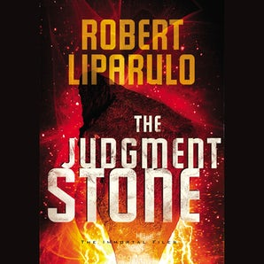 The Judgment Stone Downloadable audio file UBR by Robert Liparulo