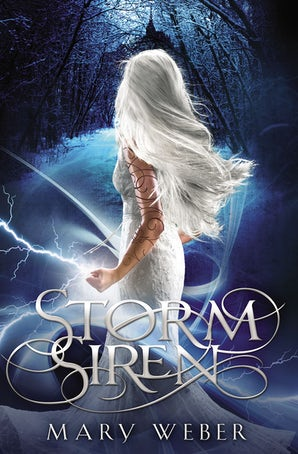 Storm Siren Paperback  by Mary Weber