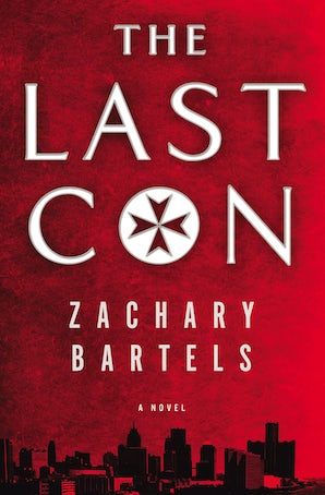 The Last Con Paperback  by Zachary Bartels