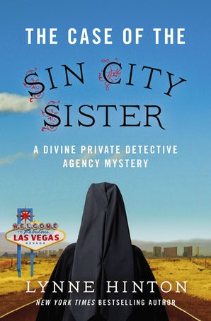 The Case of the Sin City Sister Paperback  by Lynne Hinton