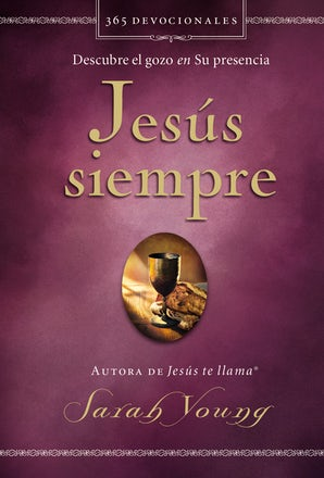 Jesús siempre Hardcover  by Sarah Young