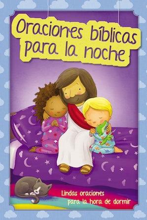 Oraciones bíblicas para la noche book image