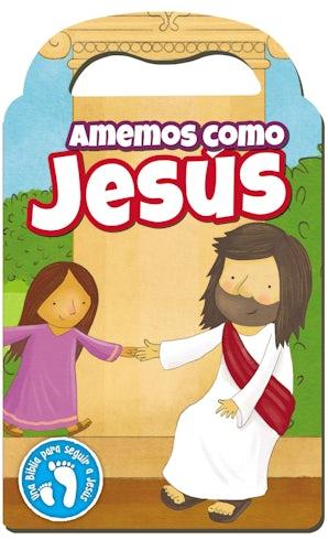 Amemos como Jesús book image