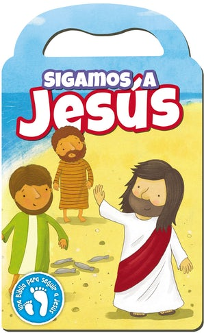 Sigamos a Jesús book image