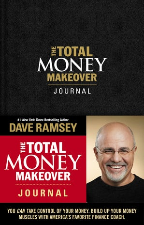 The Total Money Makeover Journal book image
