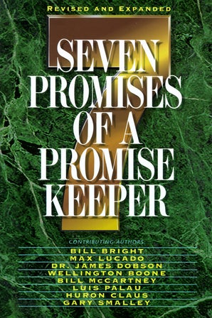 Seven Promises of a Promise Keeper book image