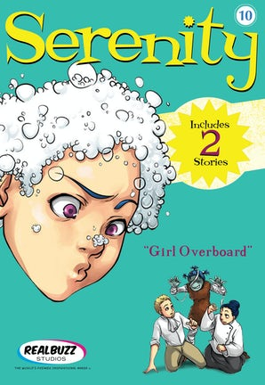 Girl Overboard book image