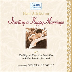 Best Advice on Starting a Happy Marriage book image