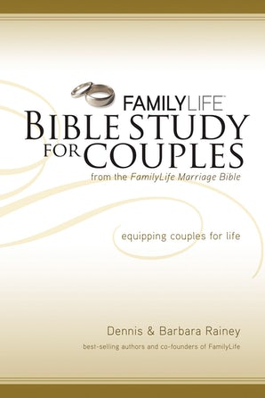 Family Life Bible Study for Couples book image