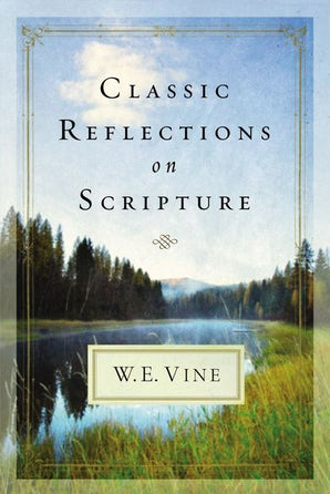 Classic Reflections on Scripture book image