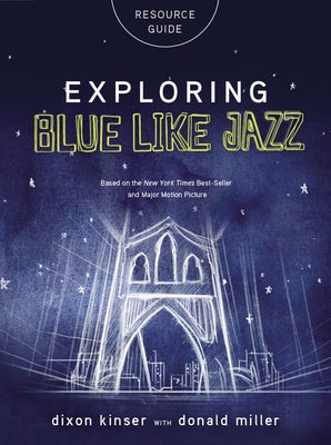 Exploring Blue LIke Jazz Resource Guide book image
