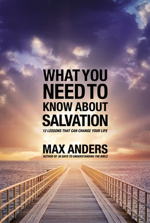 What You Need to Know About Salvation book image