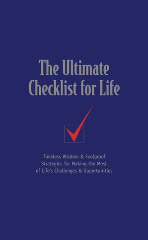 The Ultimate Checklist for Life book image