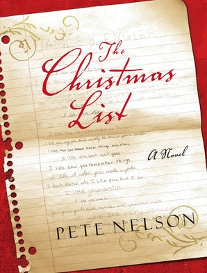 The Christmas List eBook  by Pete Nelson